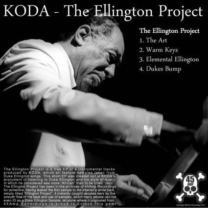 The Ellington Project
