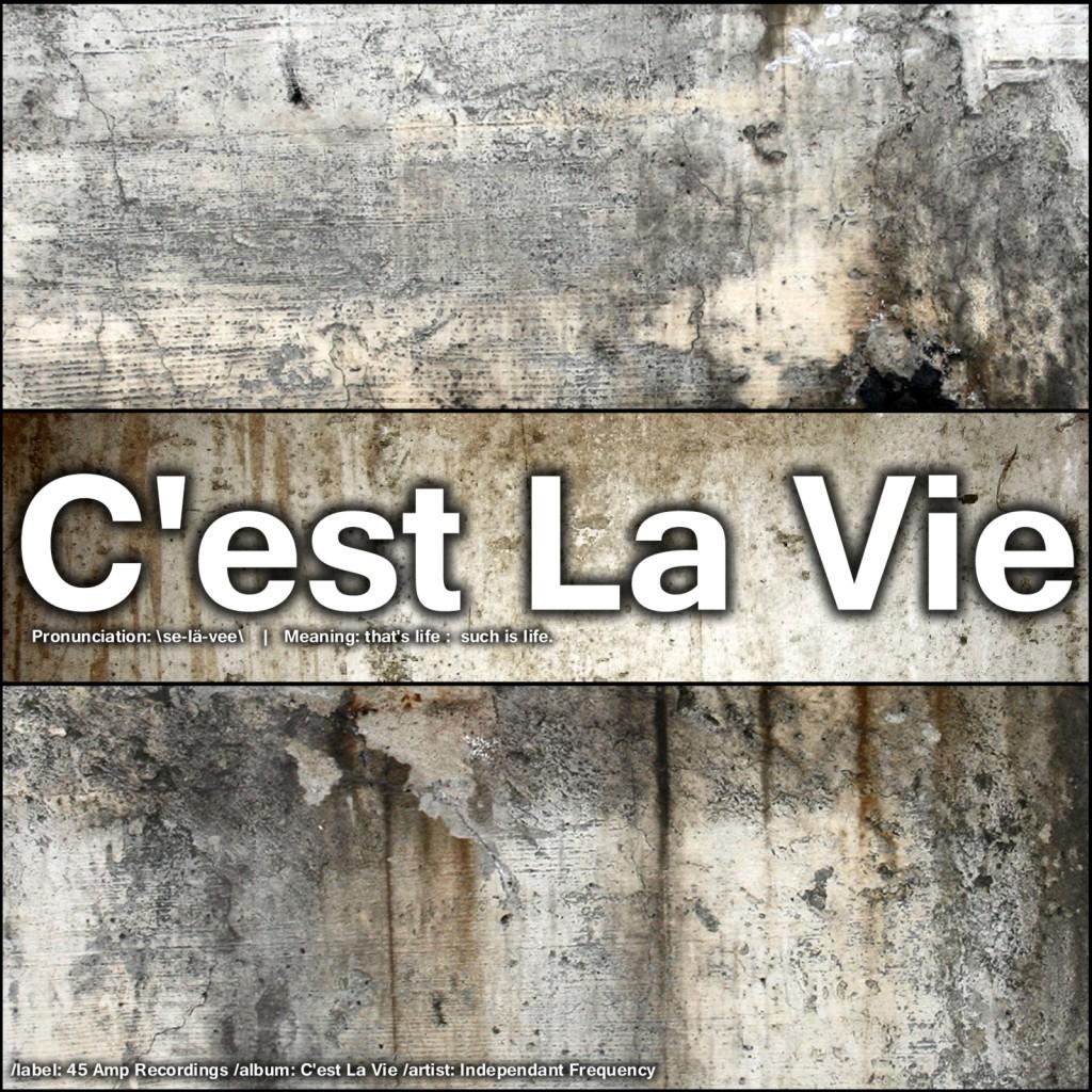 C'est La Vie Album Cover